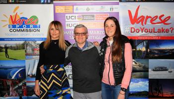"""Il """"Trofeo Binda"""" alla Camera di Commercio di Varese (photo: F. Ossola)"""