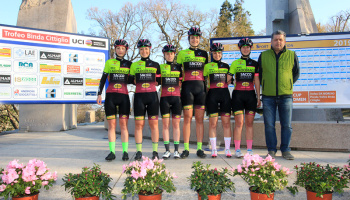 """7^ Trofeo Da Moreno – Nations' Cup Junior Women"" (photo: F. Ossola)"