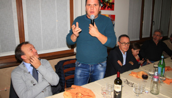 """Serata dedicata ai Volontari"" (foto: F. Ossola)"