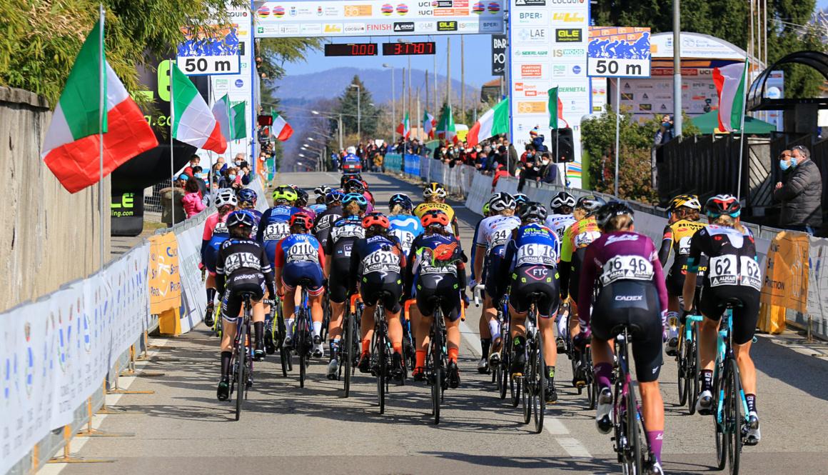 """Successo senza precedenti per il """"Trofeo Binda – Comune di Cittiglio – G.P. Almar U.C.I. WWT"""""""